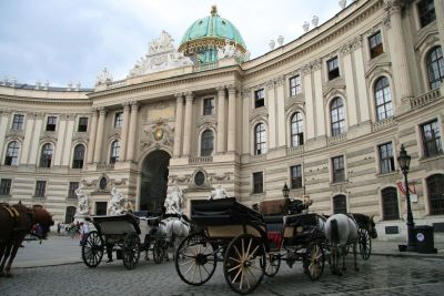 Hofburg, the Imperial Palace